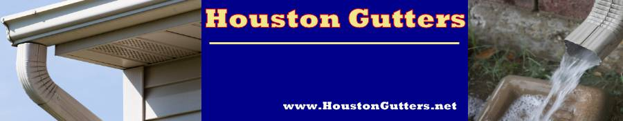 houston gutters